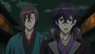 Bakumatsu: Crisis – Episodio 08