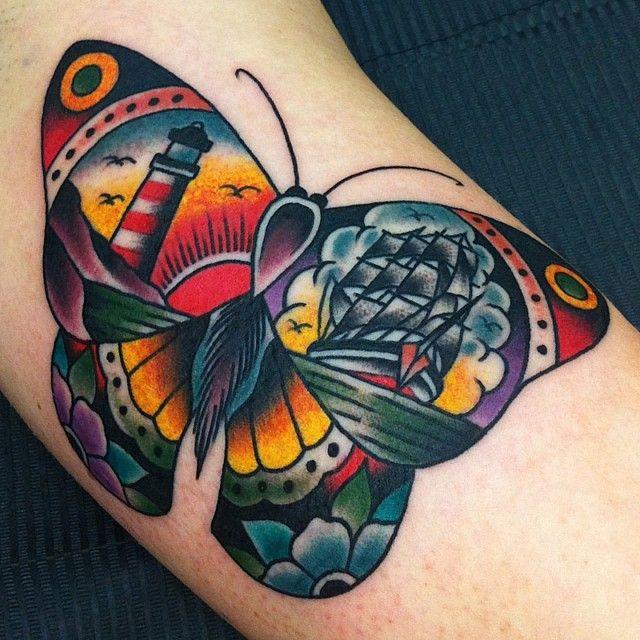 Tatuajes Old School Para Mujeres Belagoria La Web De Los Tatuajes