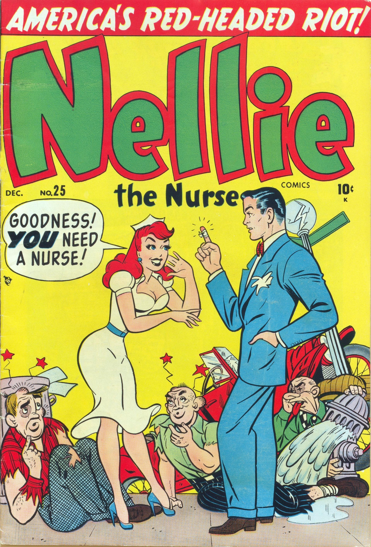 Nellie The Nurse (1945) 25 Page 1