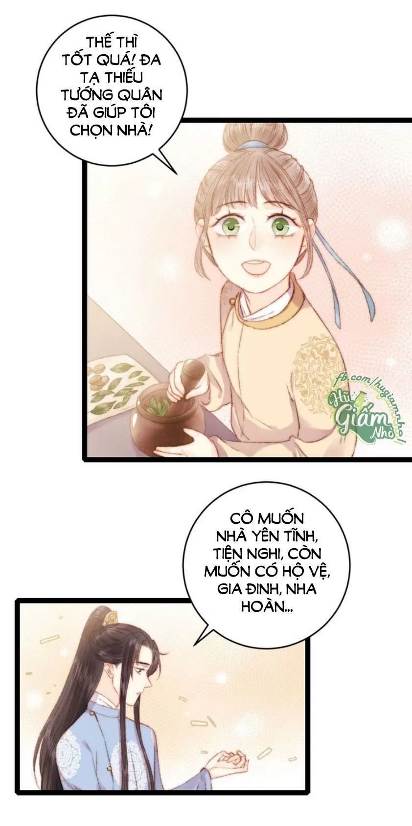 Nàng Phi Cửu Khanh - Thần Y Kiều Nữ chap 54 - Trang 25