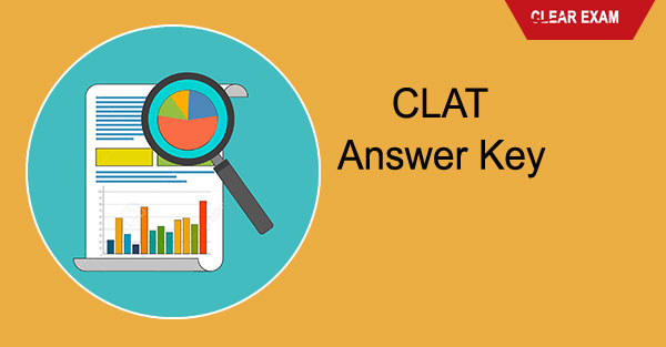 CLAT official Answer Key
