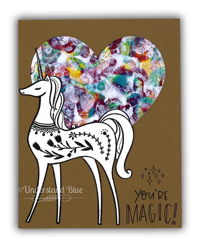 Unicorn Magic by Understand Blue