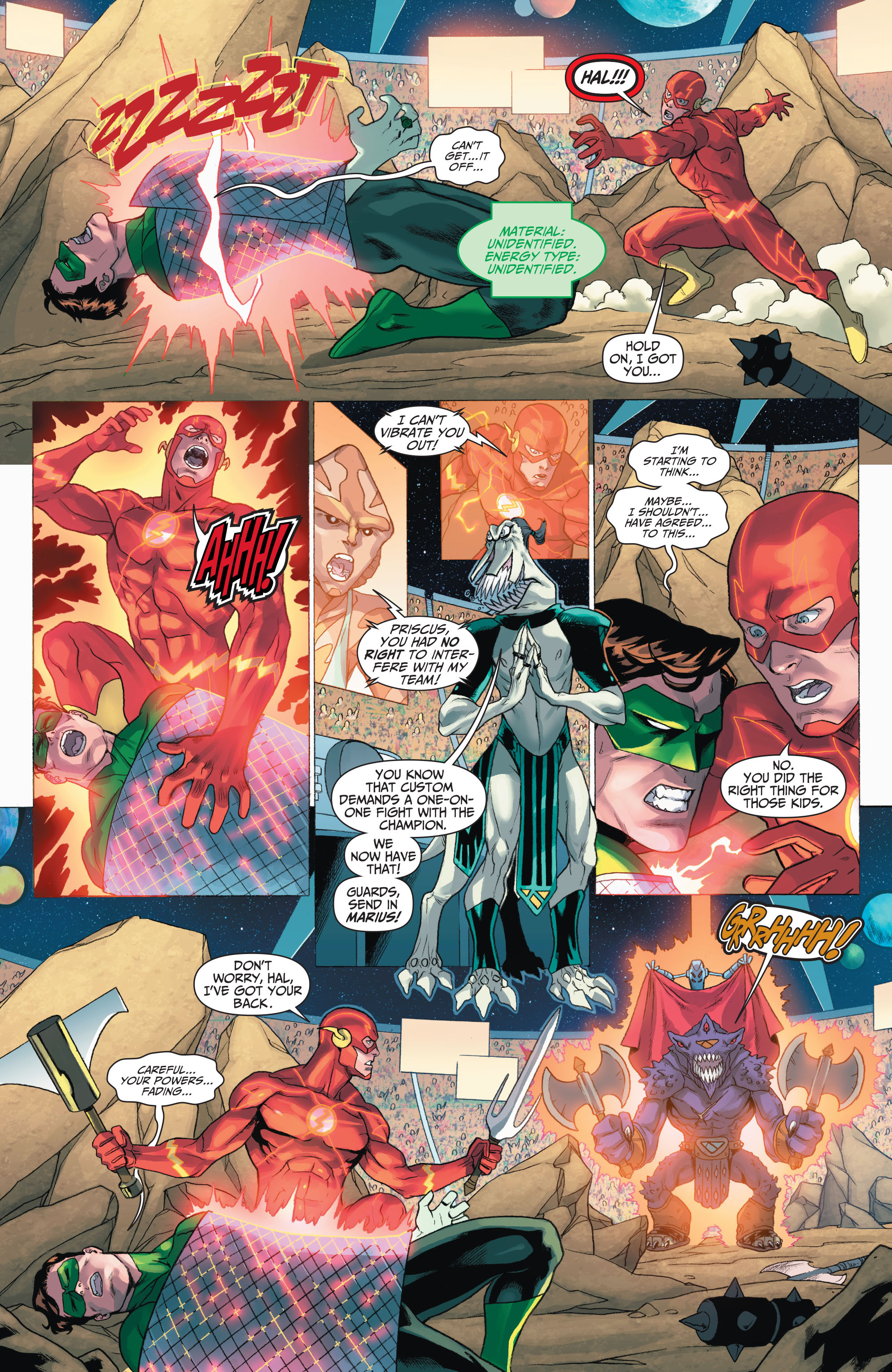 Read online The Flash (2011) comic -  Issue # Annual 2 - 23