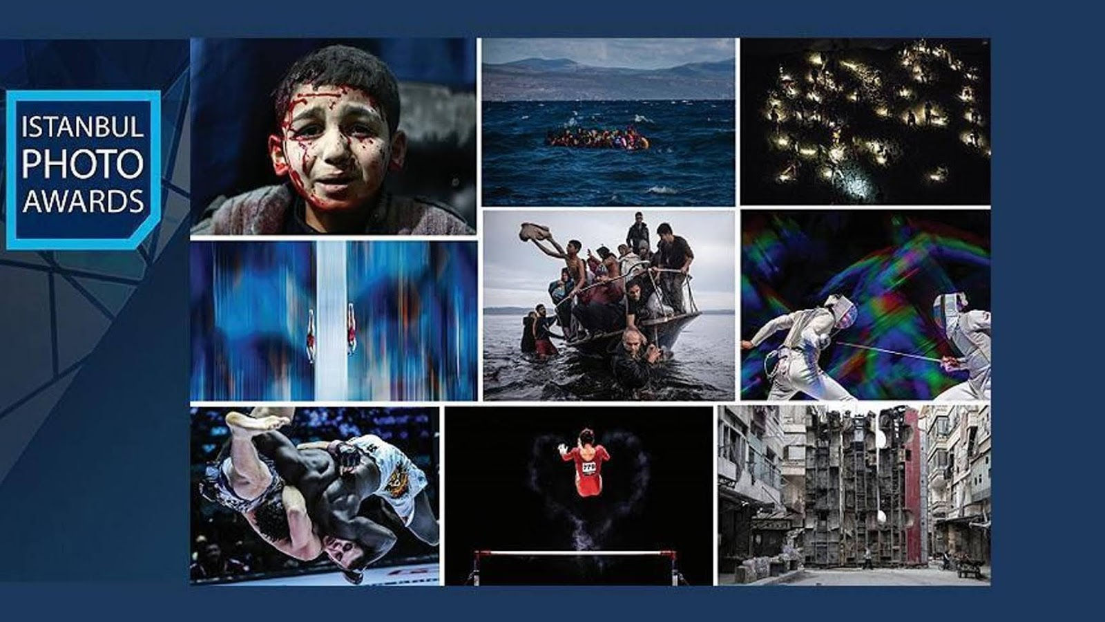 Photogrammer – творча співдружність: Istanbul Photo Awards – міжнародний конкурс, що присвячений новинним фотографіям організатором якого є Anadolu Agency. До участі запрошуються фотожурналісти з усього світу.|
