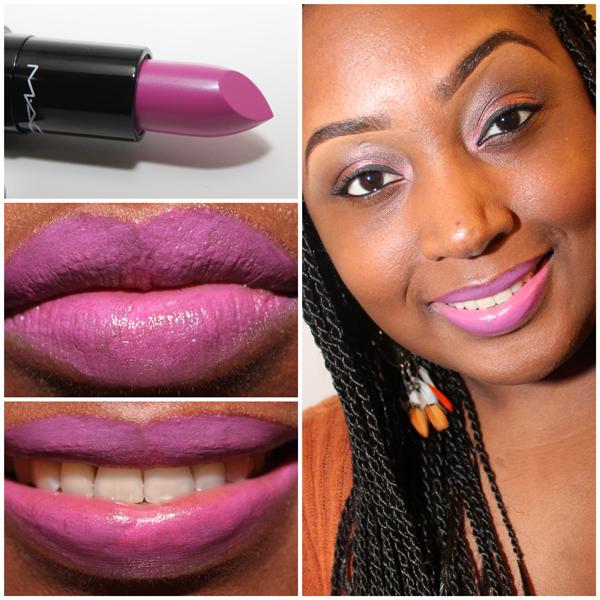 Glamour Daze Lipstick By Mac