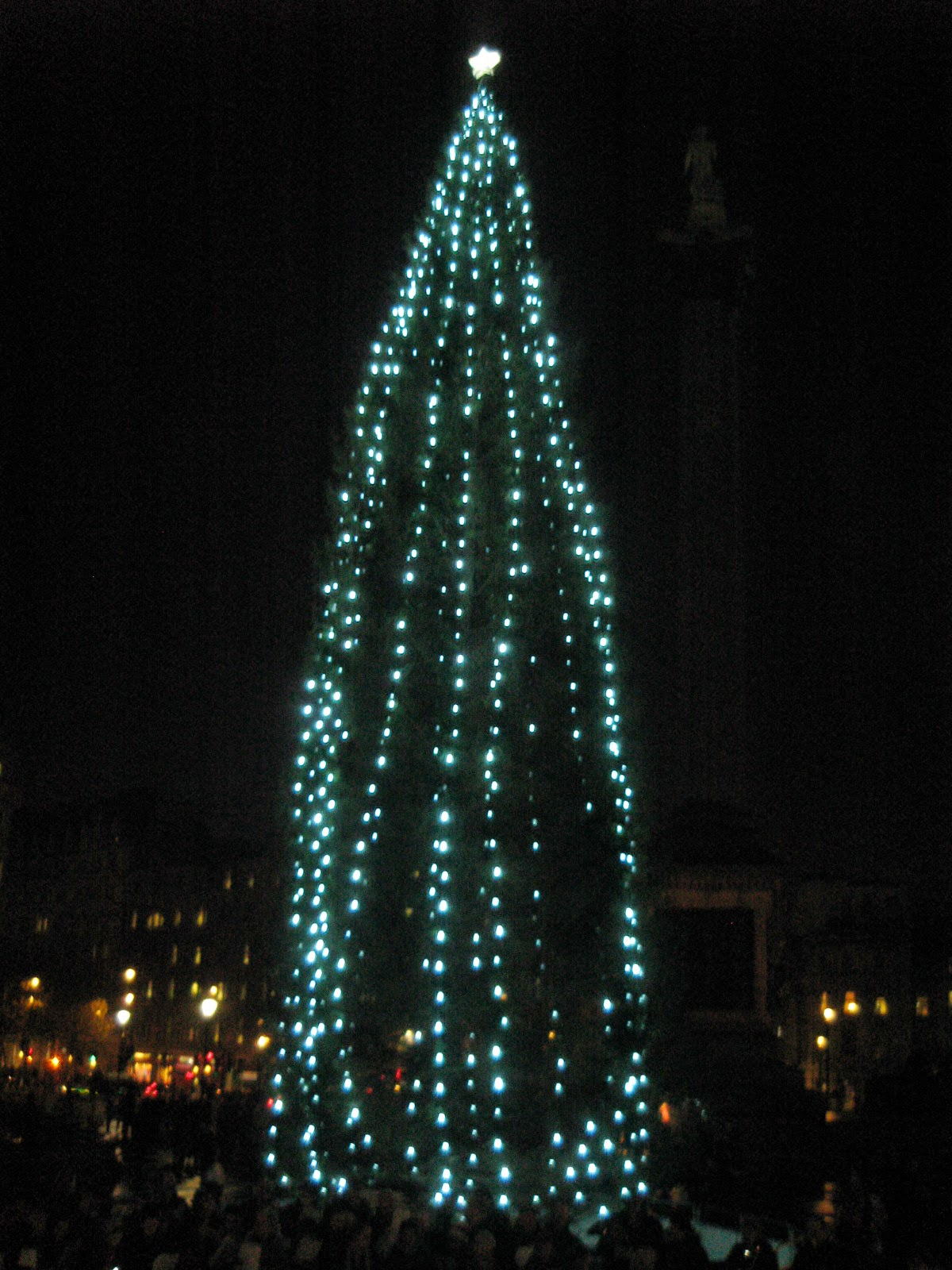 Navidad en Trafalgar Square