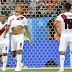 Perú perdió 1-0 ante Dinamarca en debut del Mundial Rusia 2018