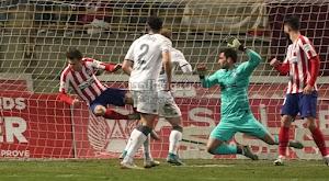 مفاجآة كبير اتلتيكو مدريد يسقط امام فريق كولتورال ليونيسا ويودع بطول كأس ملك إسبانيا