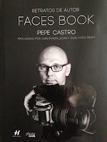 Portada del libro Faces Book de Pepe Castro