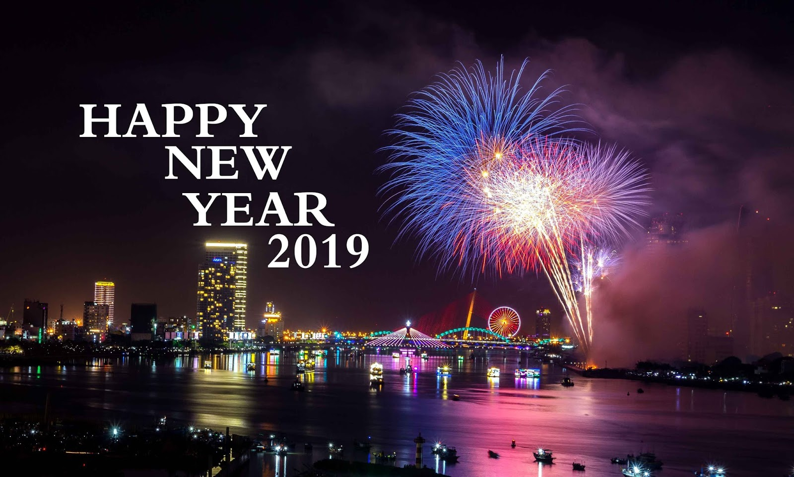 Happy New Year 2019 Wishes, Funny New Year 2019 Messages, SMS For ...
