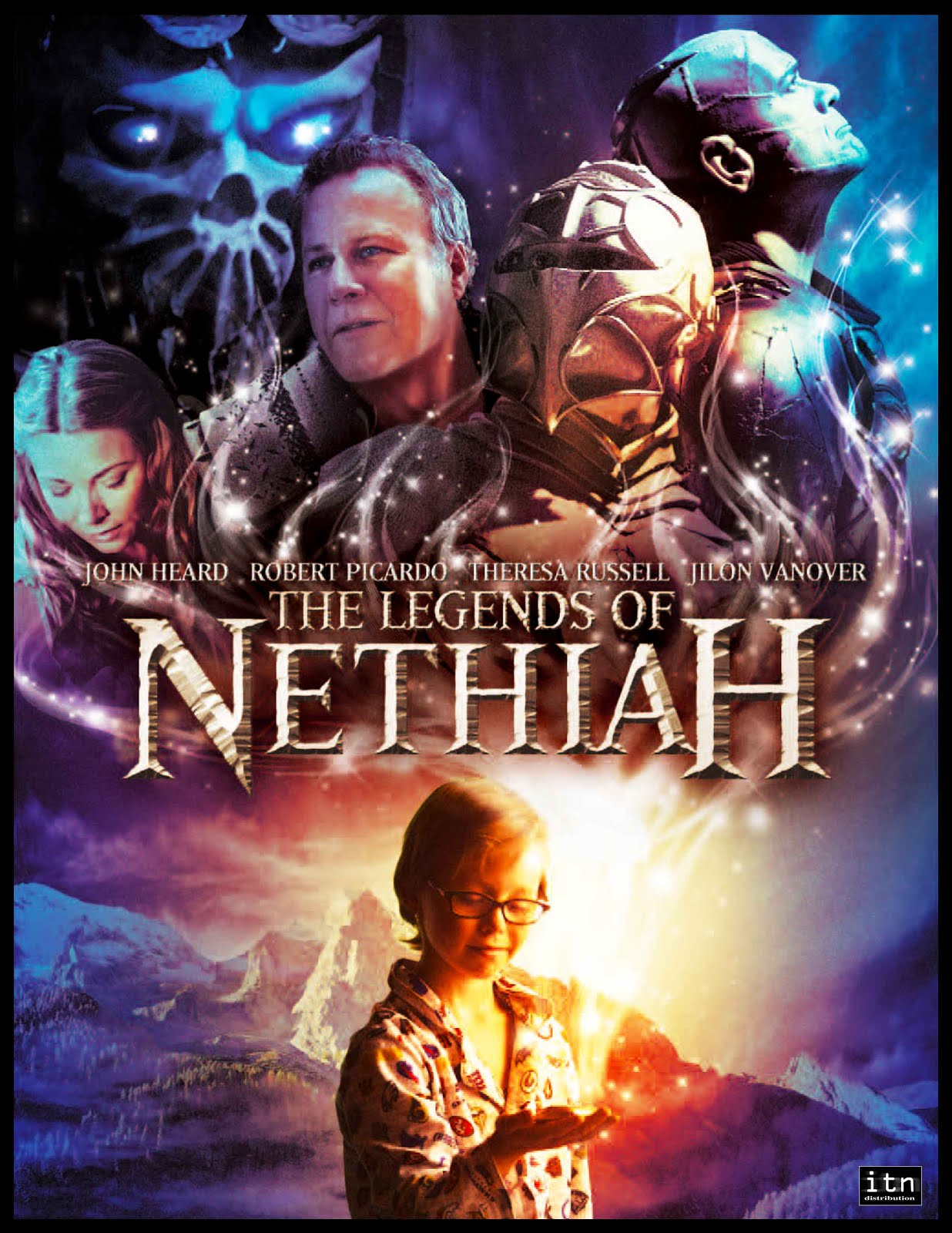 The Legends of Nethiah (2012) Dual Audio Hindi 300MB BluRay 480p ESubs