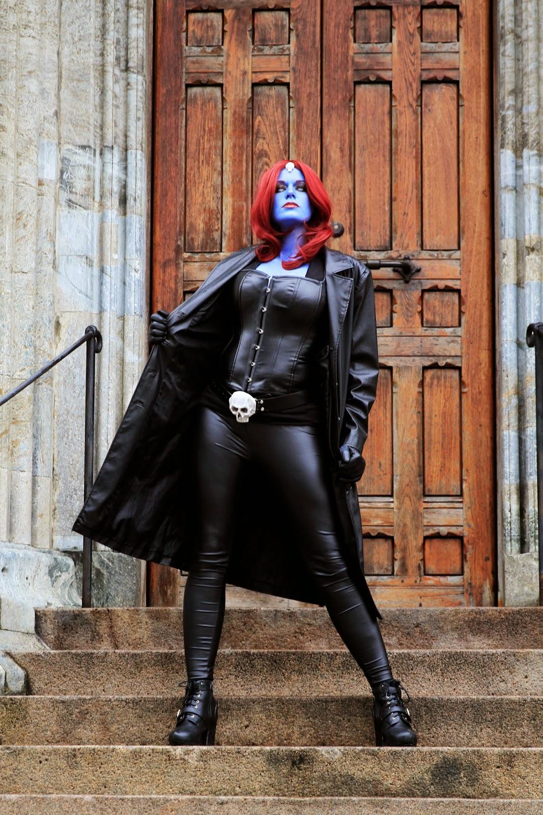 Chrix Design: Mystique X-men cosplay