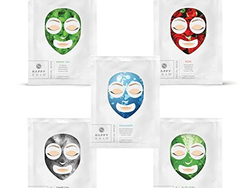 COLLAGEN SHEET MASKS – THE ANTI-AGING BEAUTY HERO!