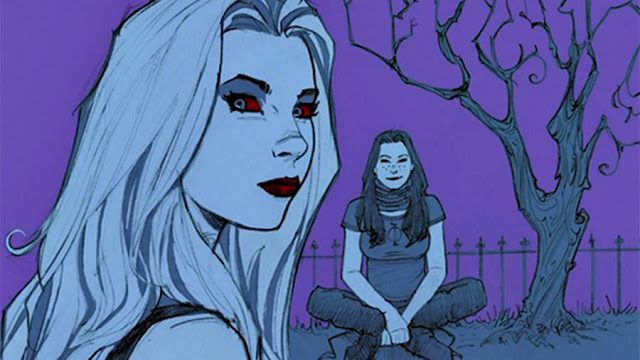 Ms ComicBook Worm #2   Rachel Rising (1 - 39)