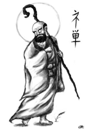 Bodhidarma