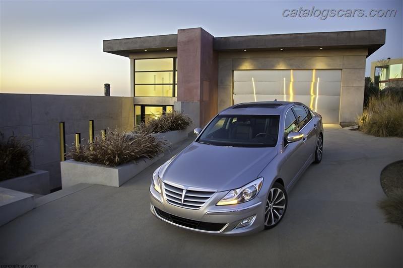 صور سيارة هيونداى جينيسيس 2015 - اجمل خلفيات صور عربية هيونداى جينيسيس 2015 - Hyundai Genesis Photos Hyundai-Genesis-2012-09.jpg