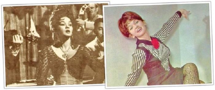 În anii '70, Margareta era una dintre cele mai frumoase vedete din România