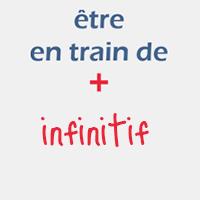 Cours et exercices gratuits sur le présent continu en français