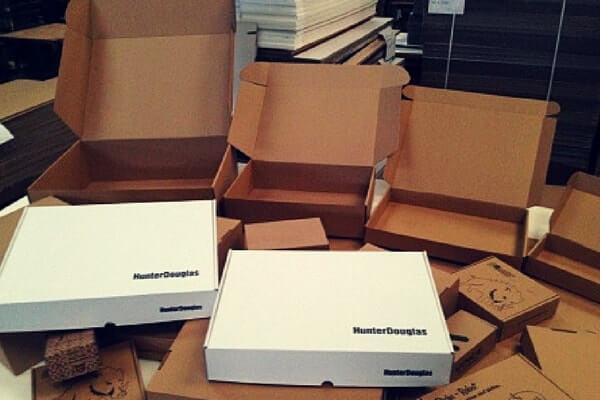 cajas para lamparas pequeñas