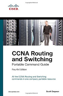 Best CCNA Books, Command Guide