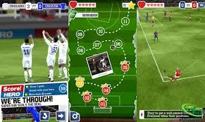 Score Hero Mod Apk -screenshot