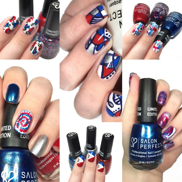 6 Festive Nail Art Designs for the 4th of July