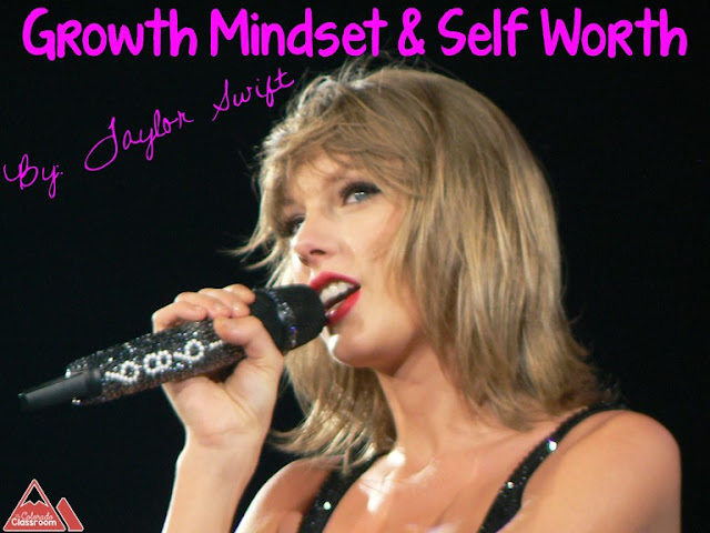 Taylor Swift talks Self-Worth and Growth Mindset