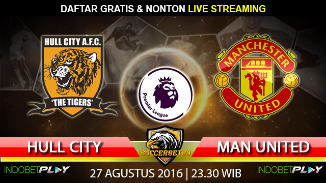 Prediksi Hull vs Manchester United 27 Agustus 2016 (Liga Inggris)