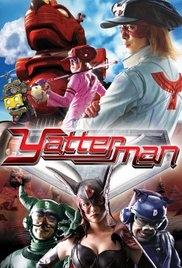 Siêu Nhân Quần Sịp - Yatterman (2009)