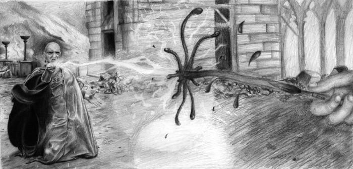 Рисунки карандашом. Q-Le 23