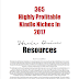 365 Highly Profitable Kindle Niches In 2017