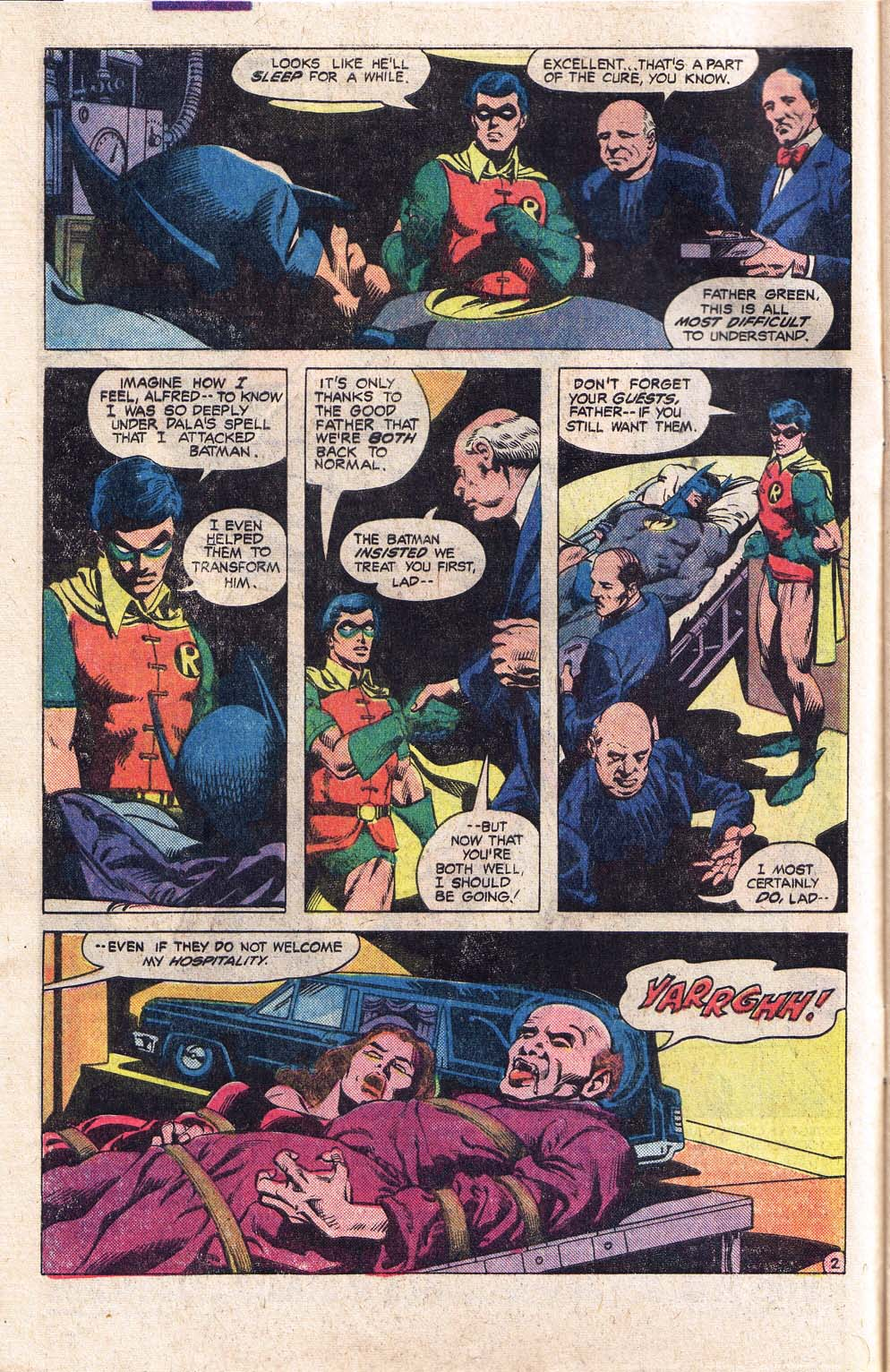 Detective Comics (1937) 518 Page 2