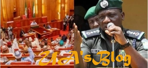 "Breaking:Senate Declares IGP Idris ""Enemy of Democracy and Unfit to Hold Public Office"""