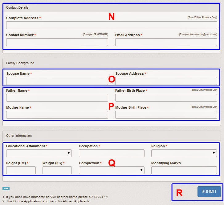 Image: How to Apply New 2014 NBI Clearance Online (Part 2)
