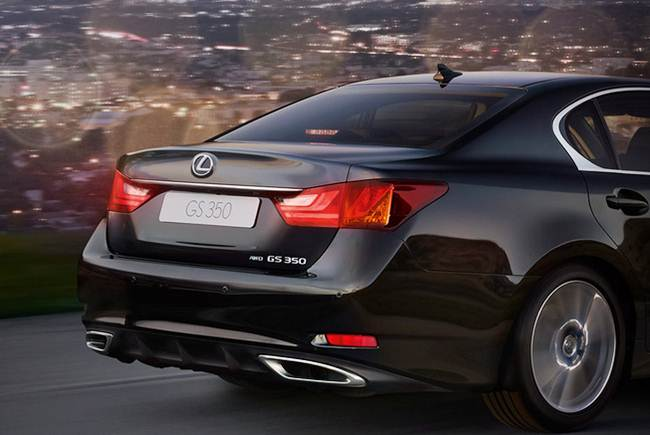 2016 Lexus GS 350 AWD F Sport Review