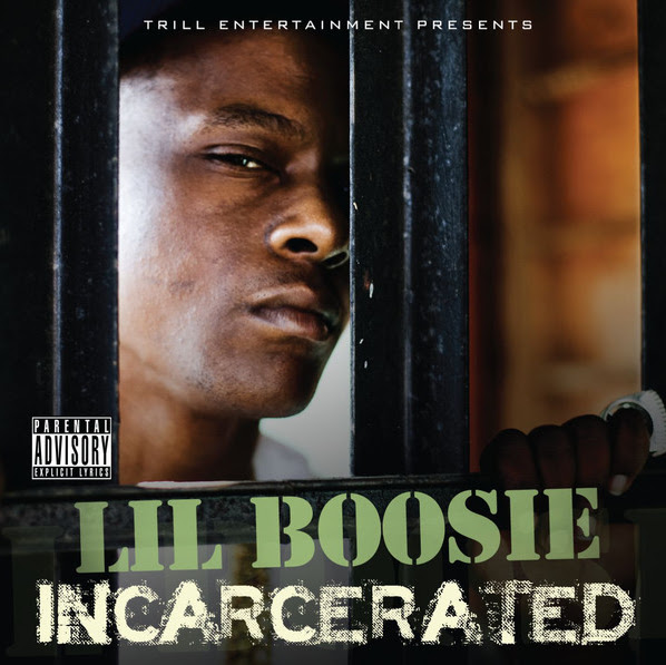 Lil Boosie - Incarcerated (Deluxe Version)  Cover
