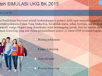 Download Apllikasi Simulasi UKG Guru Bimbingan Konseling/BK