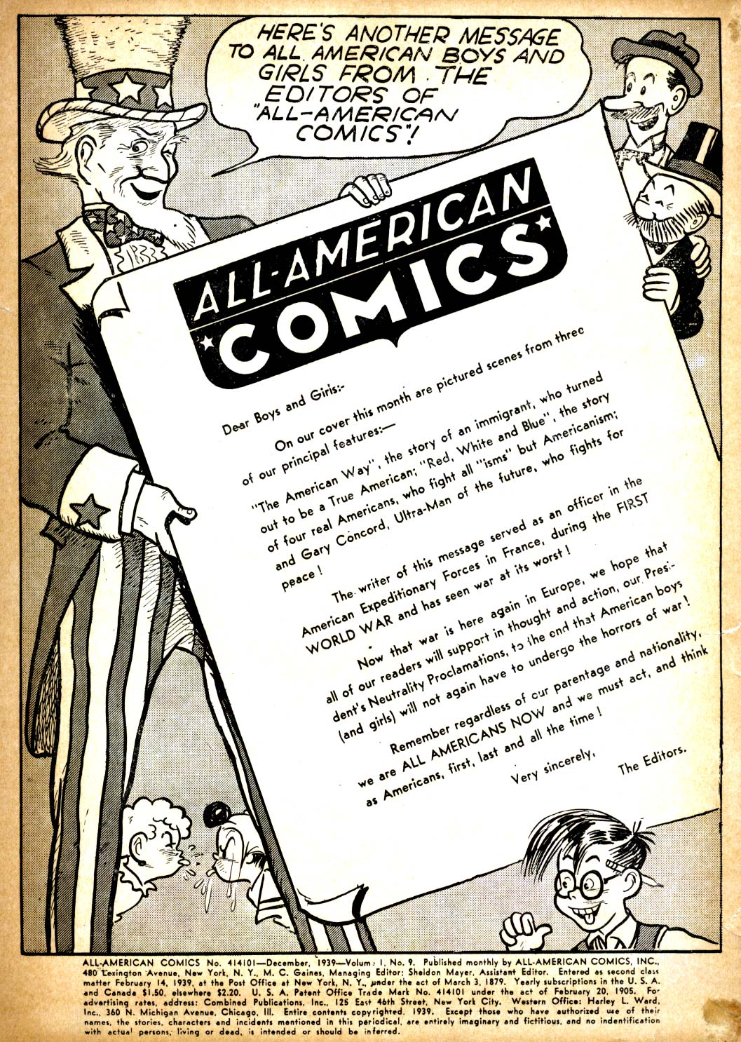 Read online All-American Comics (1939) comic -  Issue #9 - 2