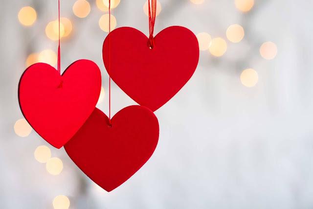 Valentines Day Heart Photo