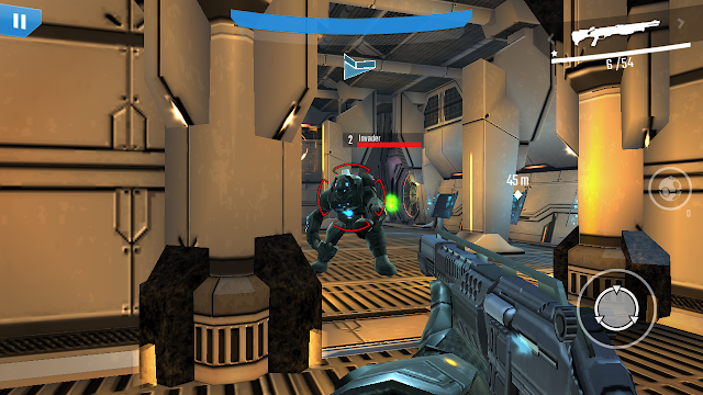 N.O.V.A Legacy One Of The Best Offline RPG-FPS Game on Google Play Store