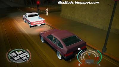 controlar velocidade do carro gta sa
