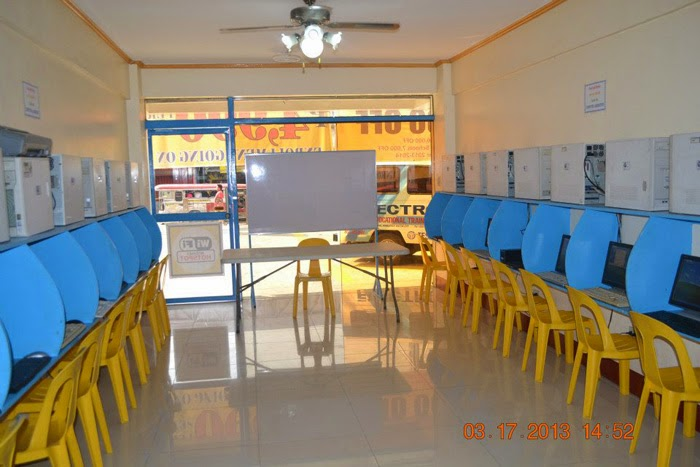 Electron Technical Vocational Training Center - Computer Lab