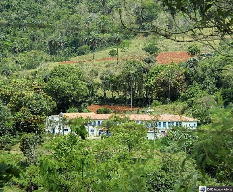 Fazenda do Engenho: onde ficar no Santuário do Caraça
