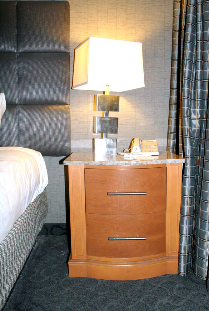 Atlantic City Hotel Rooms: Harrah's Atlantic City Atrium