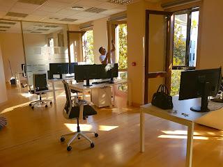 Limpieza de despachos en Granada