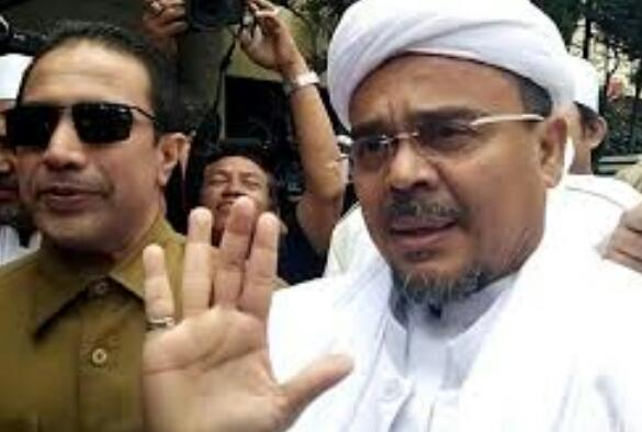 Habib Rizieq : Viktor Rasis, Fasis, dan Anti-Islam, Jangan Salahkan Umat Islam Gelar Aksi Bela Islam Jilid II !