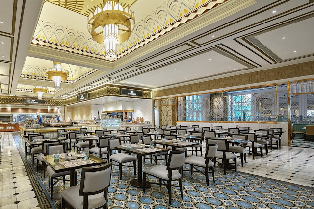 The Parisian Macao's Le Buffet Scoops 'Best Macau Casual Dining Restaurant' Award