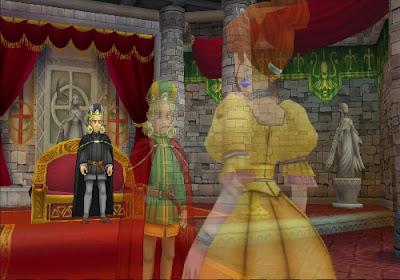 Dragon Quest VIII - El Periplo del Rey Maldito - Rey Pavan