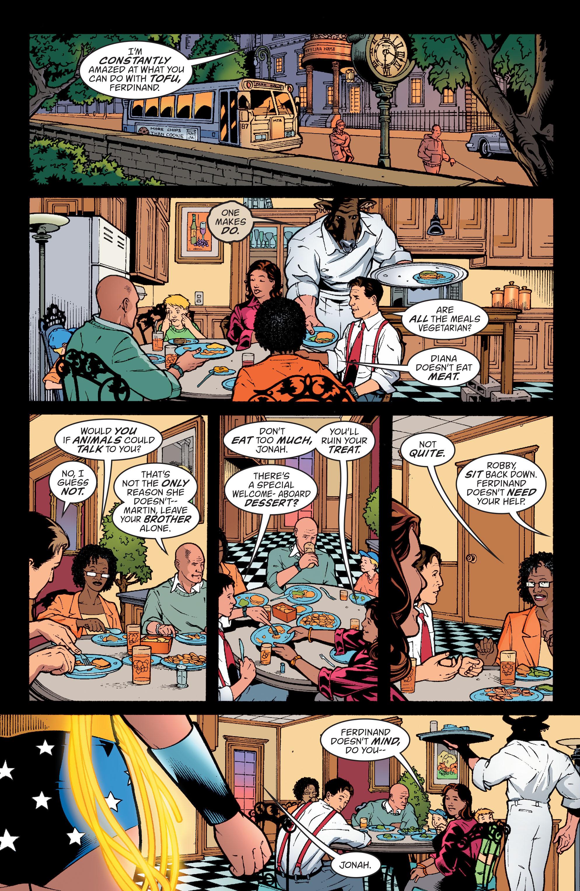 Read online Wonder Woman (1987) comic -  Issue #195 - 21