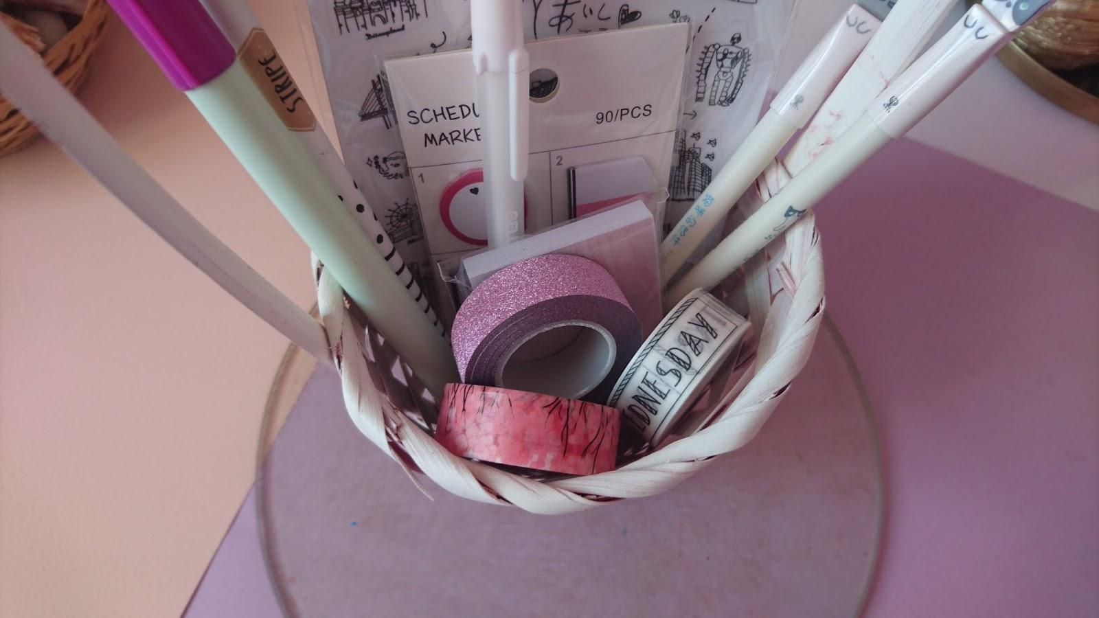 Best Friend Birthday Basket Gift Ideas